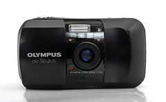 The Ultimate Film Compact: The Olympus mju II by Illya Reddy ...