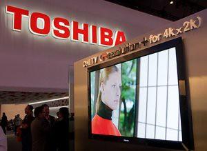 La nueva televisión multicanal CELL TV (Toshiba)