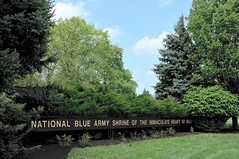 Blue Army Shrine, Washington, NJ (Peachhead (4,000,000 views!)) Tags: newjersey nj skylands washingtontownship warrencounty franklintownship mountainviewroad bluearmyshrine washingtonnj asburynj bluearmyshrineofimmaculateheartofmary
