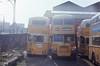 Tyne and Wear PTE 1595 (MCU 55) + JCU 51 (bkp550) Tags: bus depot southshields roe daimler tyneandwear ccg6 pte mcu55 jcu51