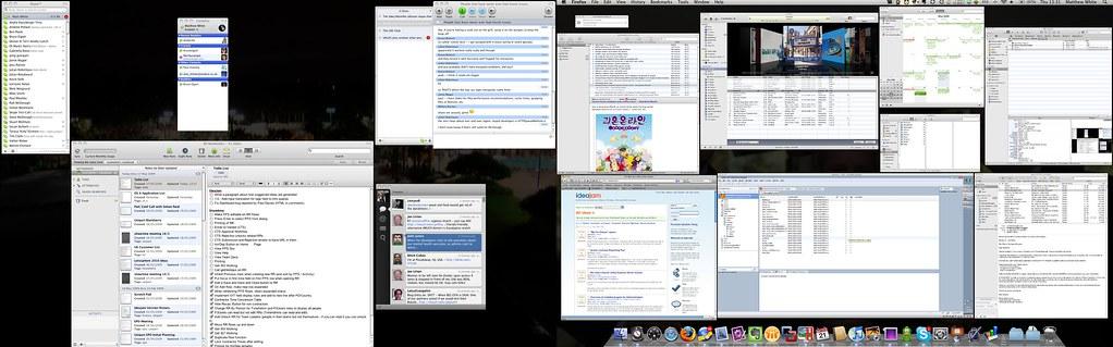 New Desktop after a clean install
