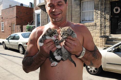 holding kittens_9664_1 web