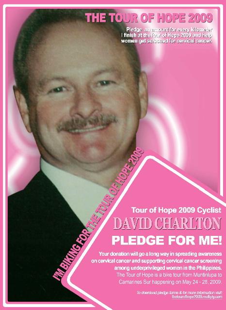 david pledge