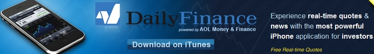 daily finance application iphone aol money
