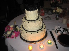 cheesecake wedding cake 2