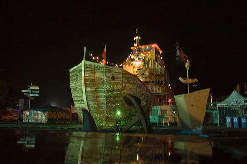 Solar Boat 2008