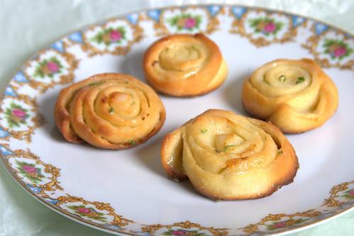 Biscoitinhos de Limão com Leite Condensado