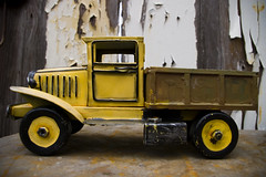 truck (eb78) Tags: truck vintage toy antique halfmoonbay