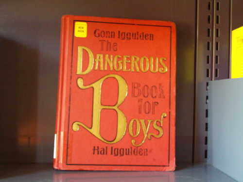 Book: The Dangerous Book for Boys