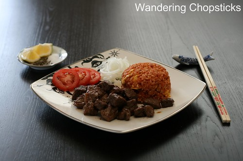 Bo Luc Lac (Vietnamese Shaking Beef) 1