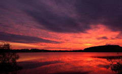 Marsh Creek Lake Sunrise (No_clever_names_left (Michael Lawrence)) Tags: longexposure sunrise pennsylvania chestercounty downingtown canonefs1022mmf3545usm 32secondexposure marshcreeklake canoneos40d marshcreeklakestatepark ~dawn~