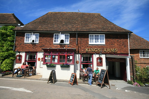 The Kings Arms, Elham