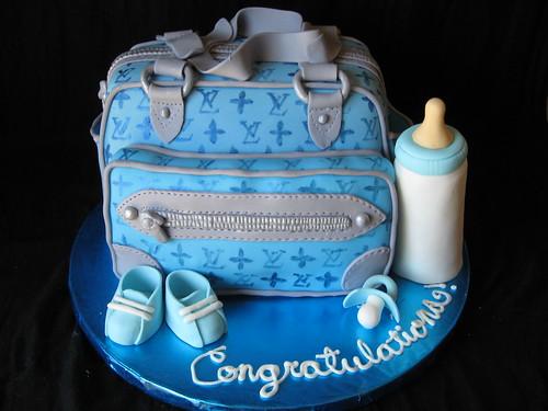 Baby Shower Cakes Salem Oregon