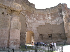 Rome, 2009 910 (shiv5468) Tags: baths caracalla rome2009
