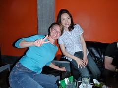 Alana and Risa
