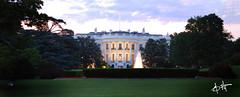 White House (BHagen) Tags: panorama usa america washingtondc dc washington nikon unitedstates president whitehouse government obama d80