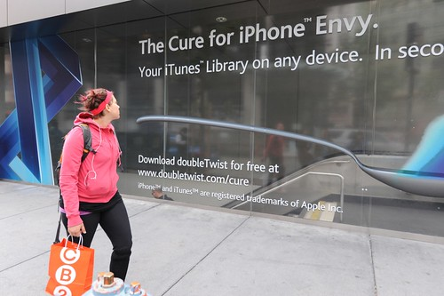 the Cure for iPhone Envy