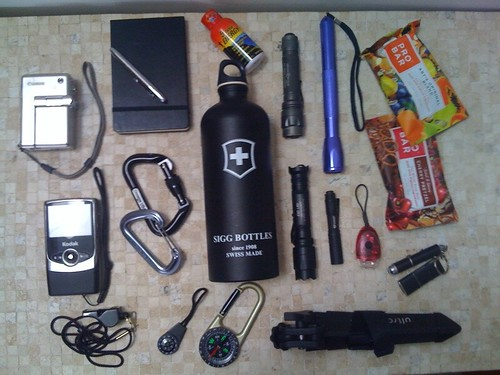 Ghost hunting gear