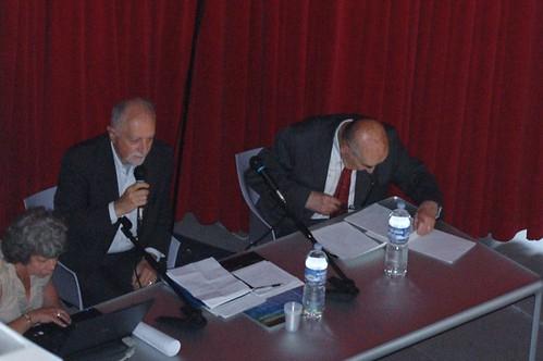 Marcello Buiatti e Pietro Omodeo
