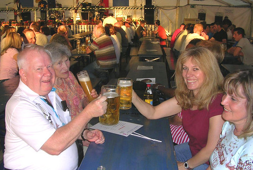 Beer Festival in Kirchröttenbach