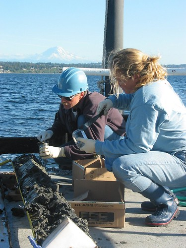 Hypoxia Research--Southern Hood Canal
