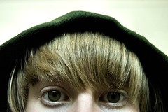 (evilibby) Tags: green girl eyes fringe hoody blonde libby hazeleyes 365 greentint 365days 3652 besthoodyever gorkhalearningforlifehq