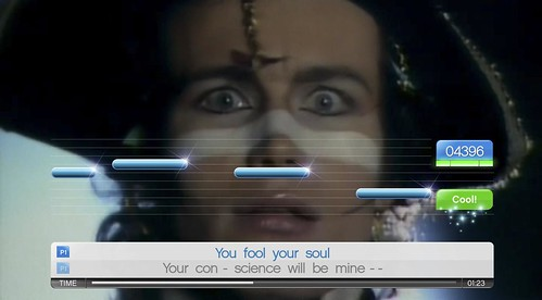 SingStar PS3 - Adam & The Ants, Stand and Deliver