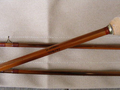 Payne Model 97 Taper Bamboo Fly Rod