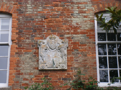 Wall Sundial - Cottesbrooke Hall