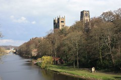 Durham Cathedral from River Wear