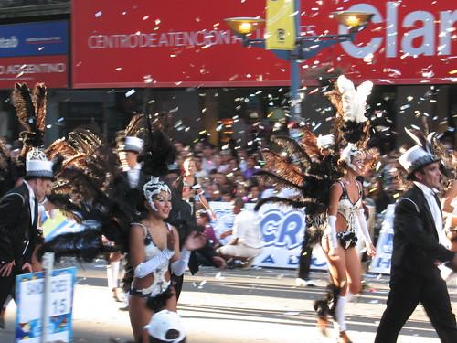 Montevideo - Carnival 2009 por richashby.