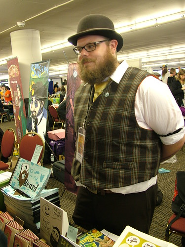 Stumptown Comics Fest, Portland, Oregon 2010