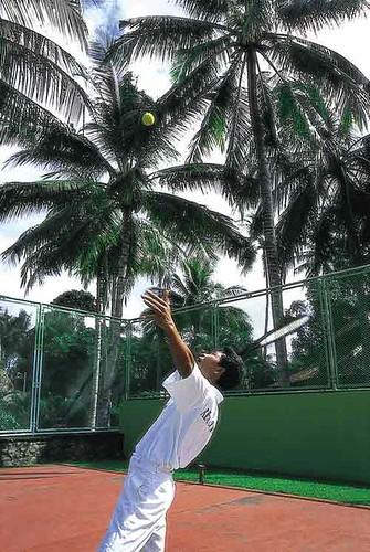Senggigi Beach Hotel and Resort Tennis