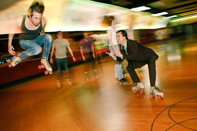 JUMP rollerskate