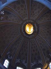 Sant'Andrea al Quirinale vaulting