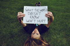 96/365 What the world doesn't know wont hurt (just_makayla) Tags: girl grass writing dark hair notebook hands nikon focus angle fingers perspective sneakers bullseye bracelets 365 day96 layingdown darktones nikond5000 ilookkindofbald