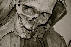 Skull (sfPhotocraft) Tags: italy face death skull europe monk bones sicily palermo crypt