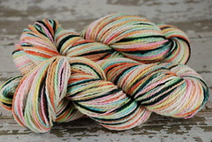 """Munki Sushi"" 8.45oz Mtn Meadow Wool {SURPRISE LISTING}"