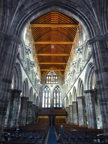 Inside Paisley Abbey, Paisley