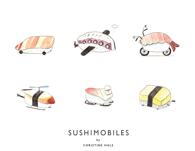 SUSHIMOBILES