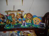 diante do trono (lollyart) Tags: eva biscuit infantil casamento enfeites festas maternidade lembrancinhas