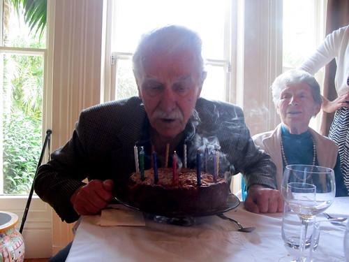 Nonno birthday cake