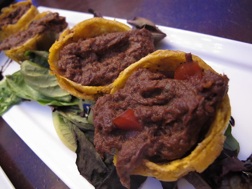 Tostones with Ropa Vieja