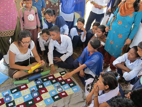 Adolescent Reproductive Health Games