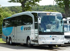 MB- GERARDIN AUTOCARS Saint-Foy-La-Grande France (scotrailm 63A) Tags: buses european foreign coaches