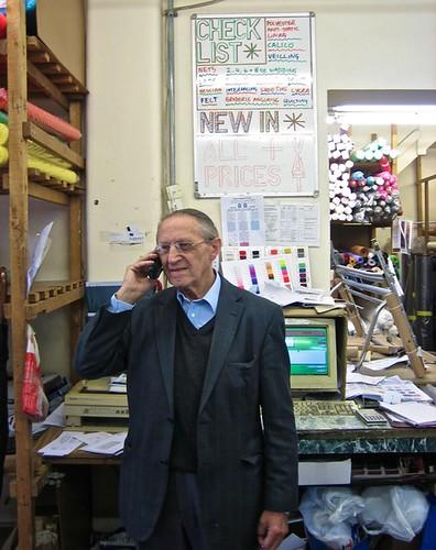 Leo Epstein, Epra Fabrics