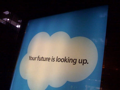 Is there anything Salesforce can't do? by Guerrilla Futures = Jason Tester.