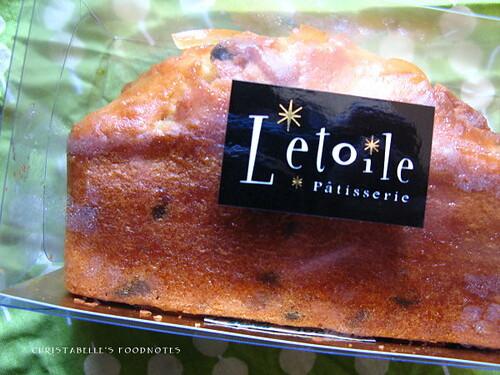 季節師傅柚香蜂蜜蛋糕
