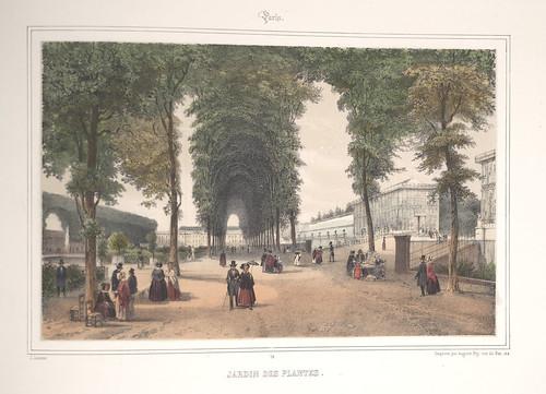 014- Paris- Jardin botanico 1858