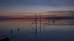 Galloway Sunset - I (mijoli) Tags: sunset scotland galloway dumfriesandgalloway creetown vob wigtown ef1740mmf4lusm bej lightzone canon50d rivercree anawesomeshot wigtownsands